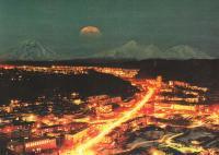 Вечерний Петропавловск-Камчатский