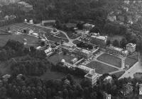 Вид Бельгийской Королевской обсерватории