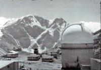 Вид на обсерваторию Терскол с севера