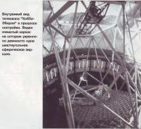 Внутренний вид телескопа Хобби-Эберли