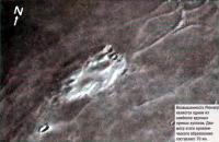 Возвышенность Рюмкер является одним из наиболее крупных лунных куполов