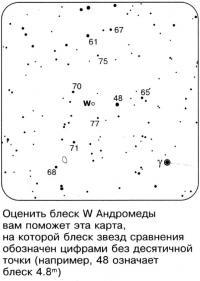 W Андромеды