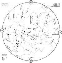 Звездное небо Ноябрь 1995