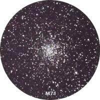 Звездное скопление М71